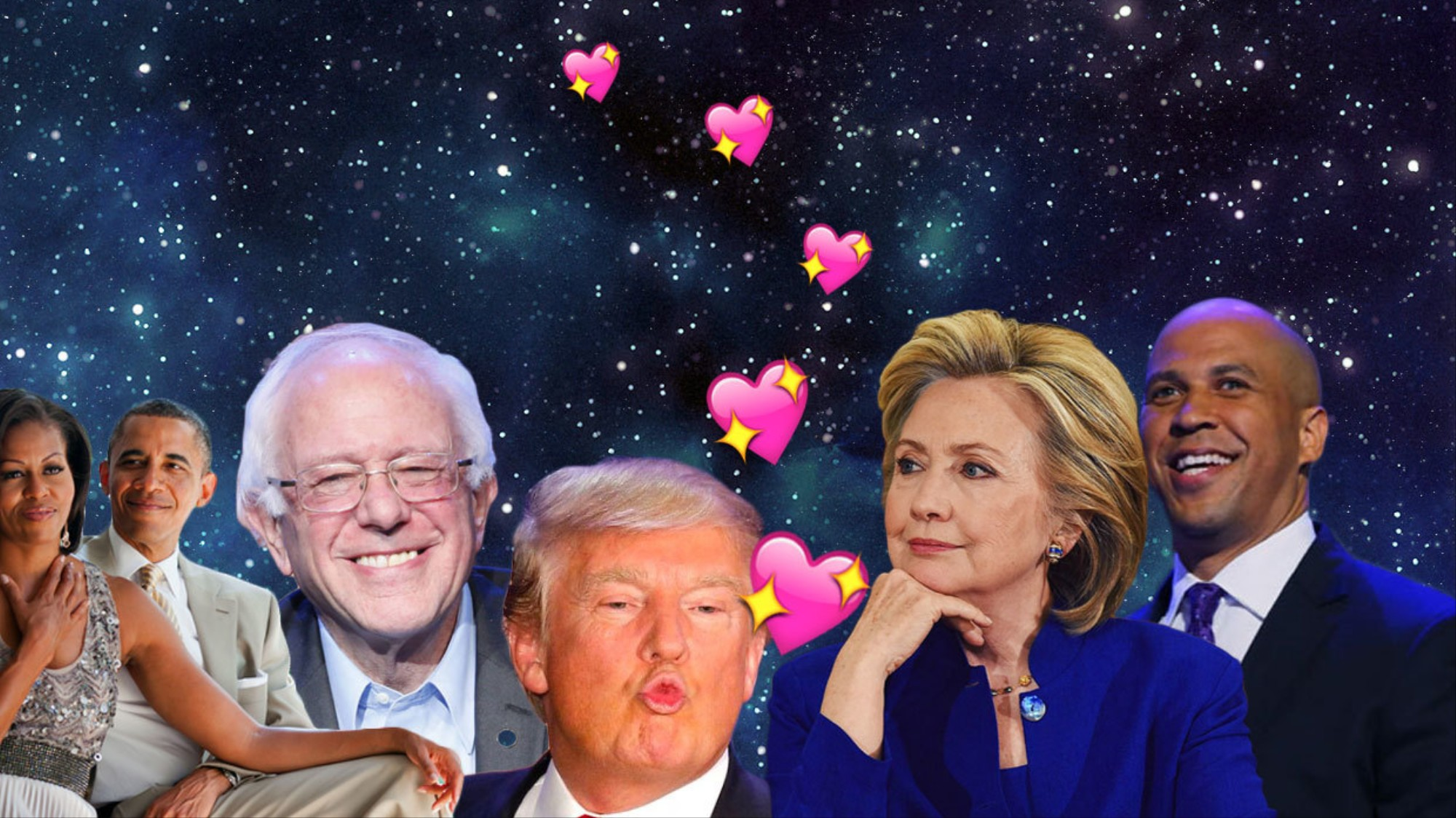 Find Out Which Politician Is Your Astrological Soulmate - VICE
