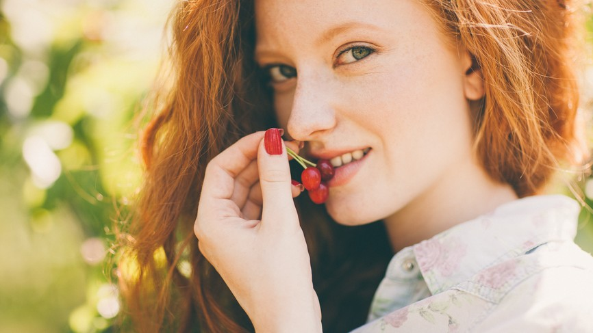 Forbidden Fruit: Why Cherries Are So Sexual