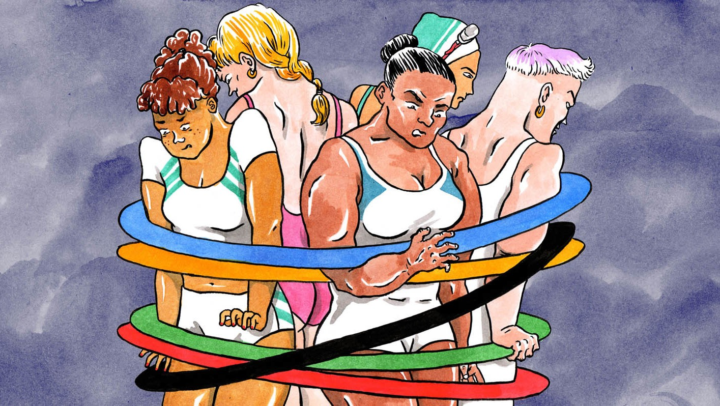 The Uncertain Olympic Future for Trans and Intersex Athletes