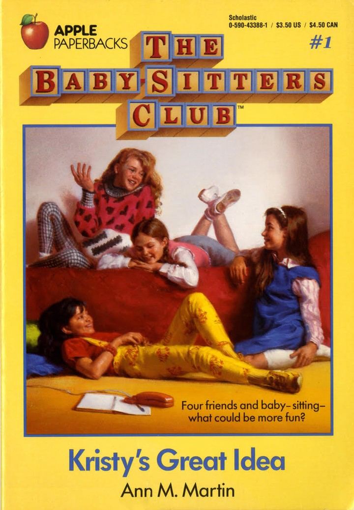Looking Back on Our Collective Obsession with the Baby-Sitters Club