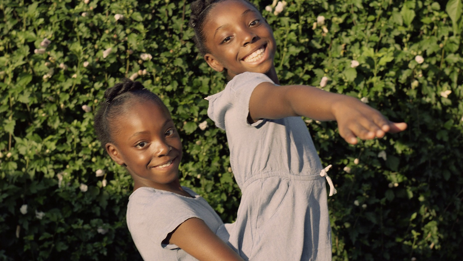 The Enduring Friendship of Black Twin Sisters, in Photos