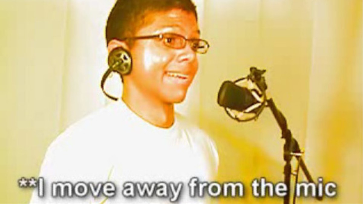 Tay Zonday Does Not Want You to Understand the Meaning Of ...
