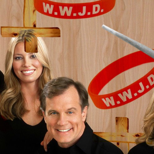 'Satan's Favorite TV Show': The False Moralism of '7th Heaven'
