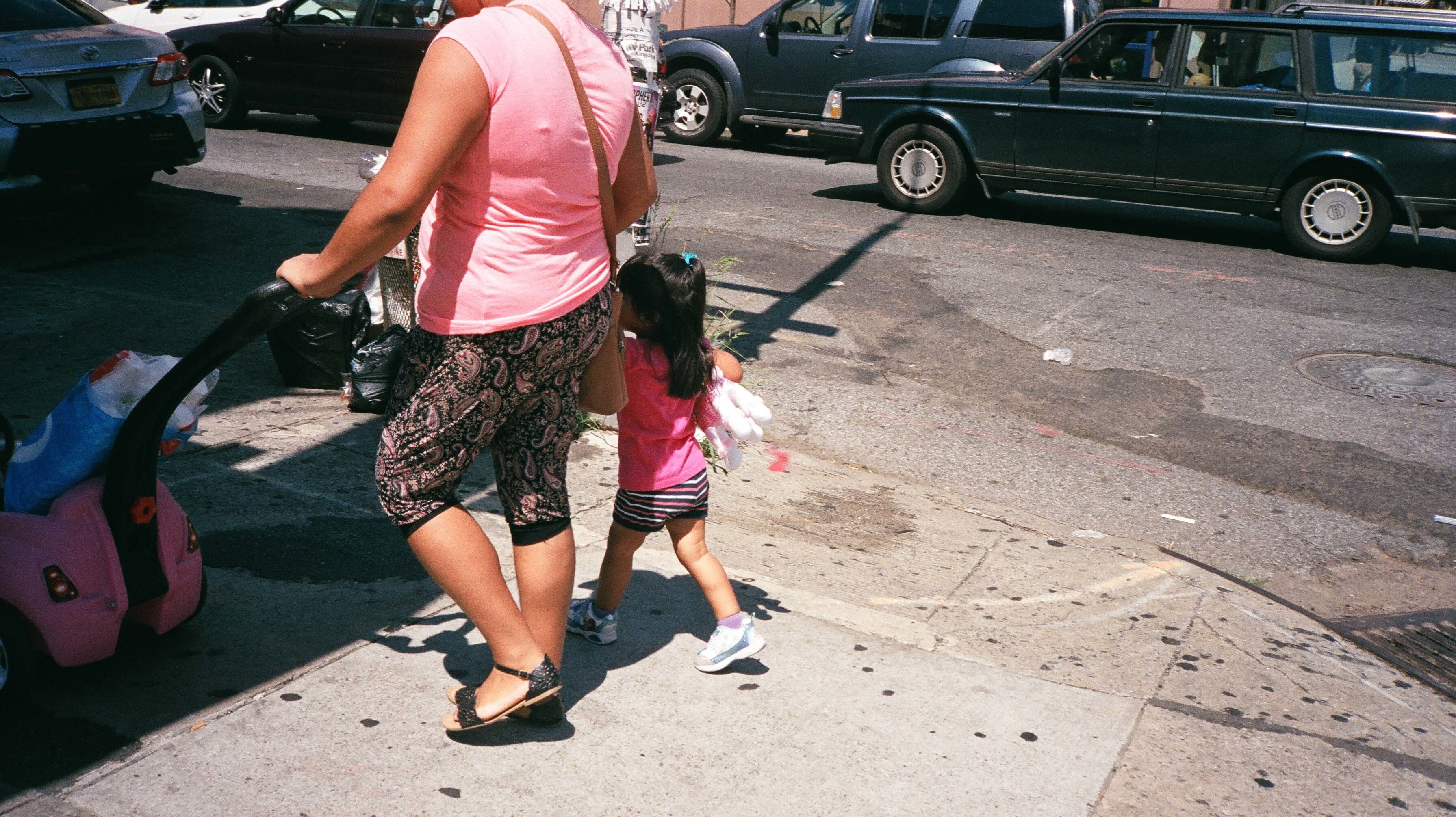 The Unseen Daily Struggles of Being a Mom in the City