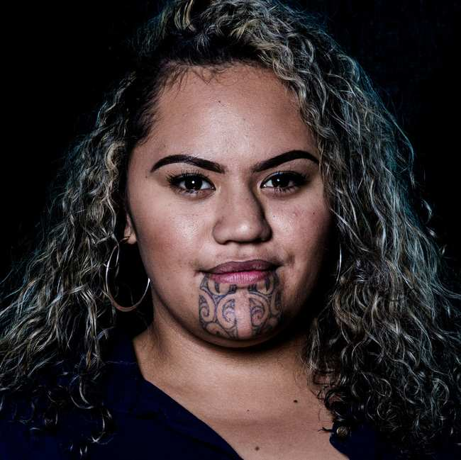 3b87549a0 'It's Transformative': Māori Women Talk About Their Sacred Chin Tattoos