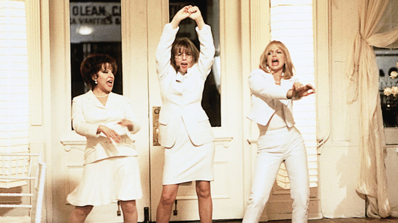 The Story Behind the Iconic Casting of 'The First Wives Club'