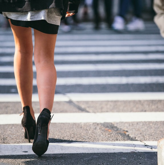 The Way You Walk May Reveal How Aggressive You Are