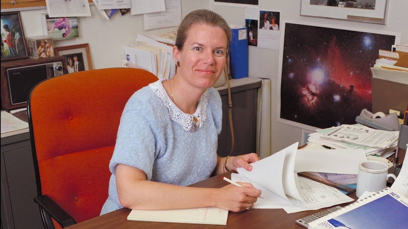 Meet the Woman Who Pioneered Our Search for Aliens