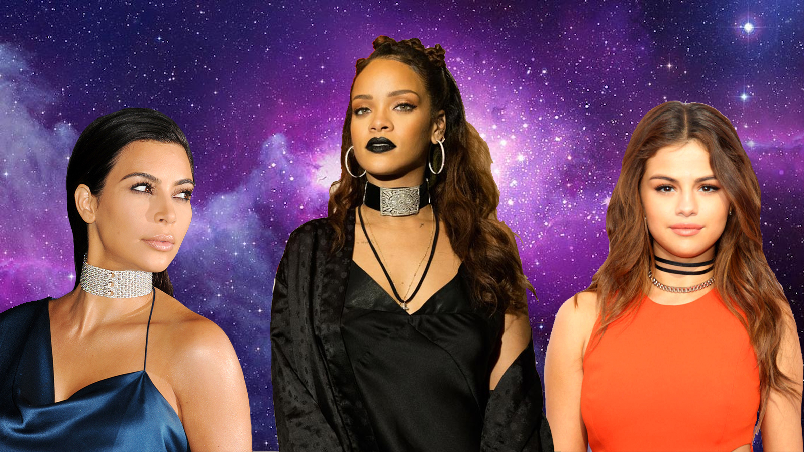 Why Every Single Person You Know Is Wearing Chokers Now Broadly