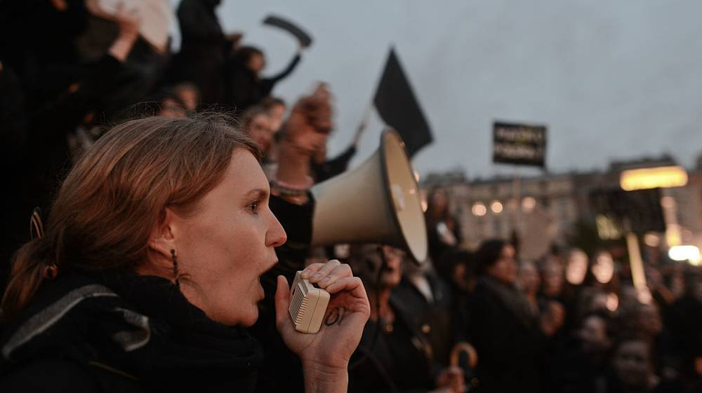 'It Is a Desperate Cry': Thousands Strike Over Poland's Anti-Abortion Bill