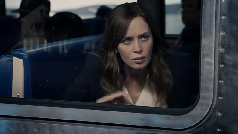 We Asked Girls on the Train About 'The Girl on the Train'