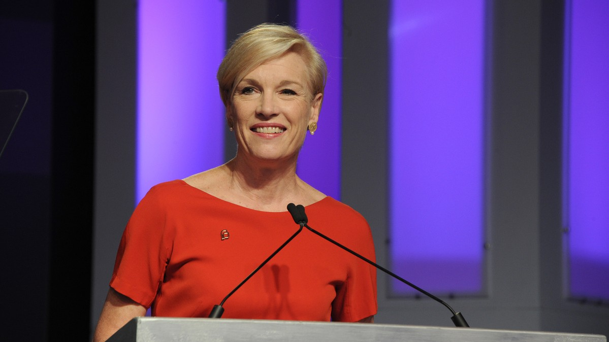 Stronger than Ever: Cecile Richards on the 100-Year Fight for Reproductive Care