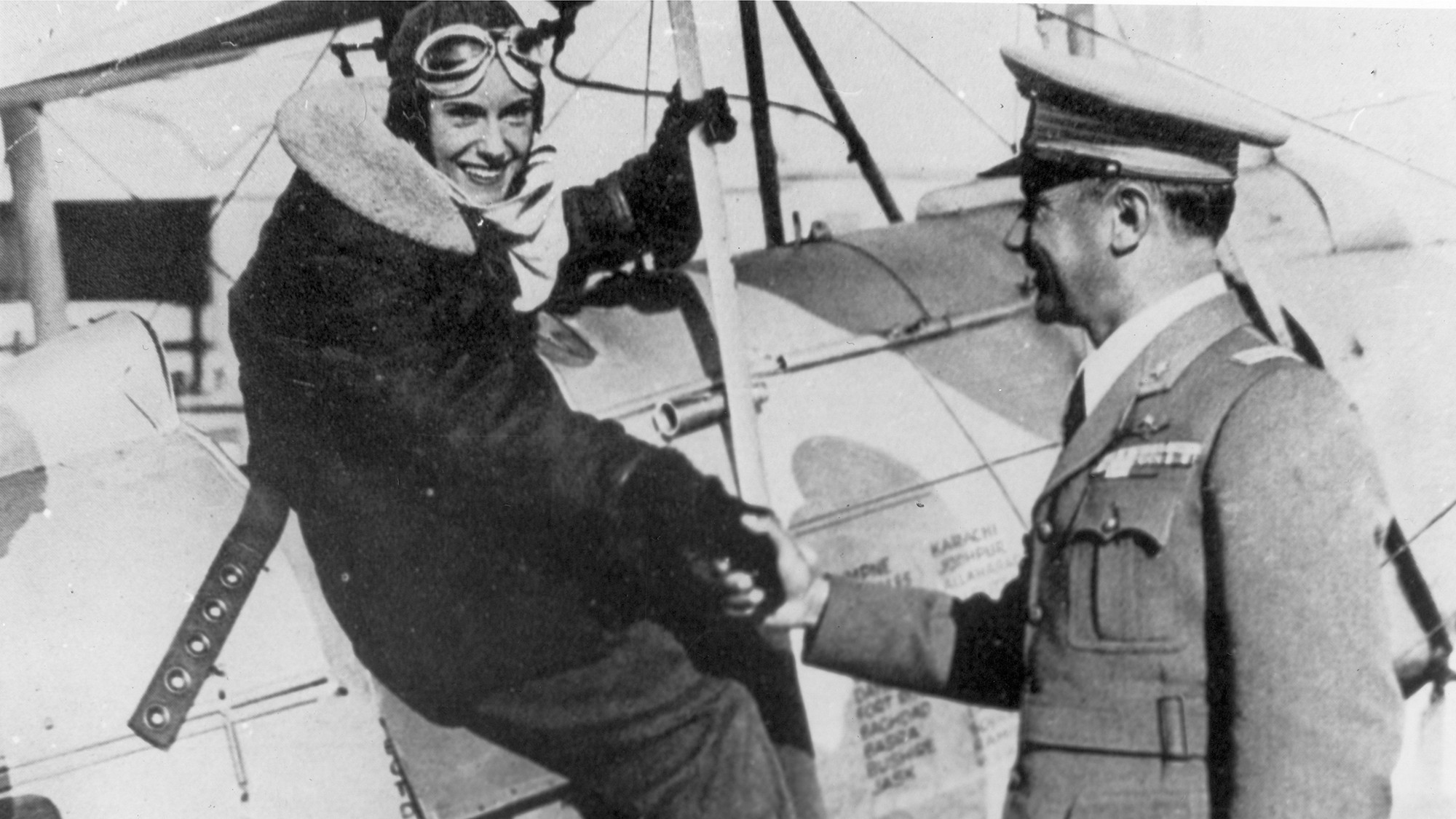 Garbo of the Skies': The Secret, Sexist Story Behind A