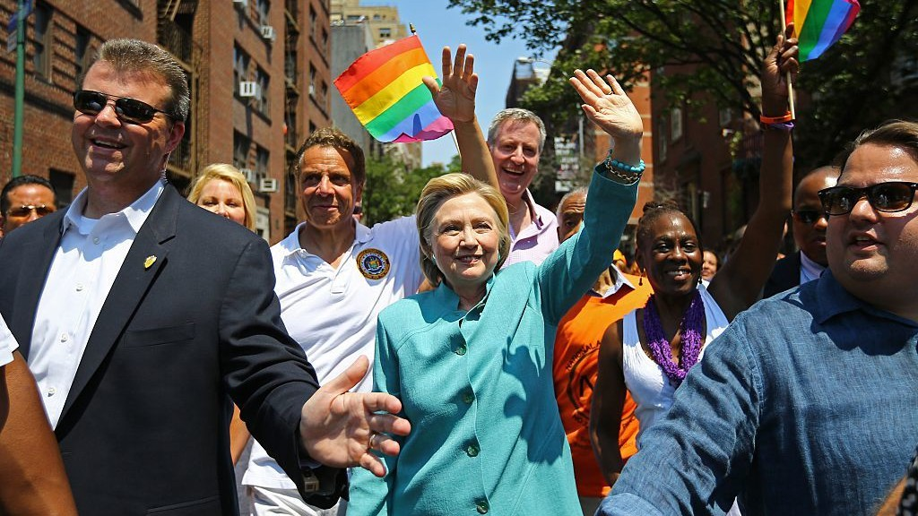 Why Hillary Is the Only Choice for LGBTQ Americans