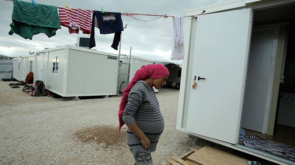 For Pregnant Refugees, Every Day Is a Fight to Survive