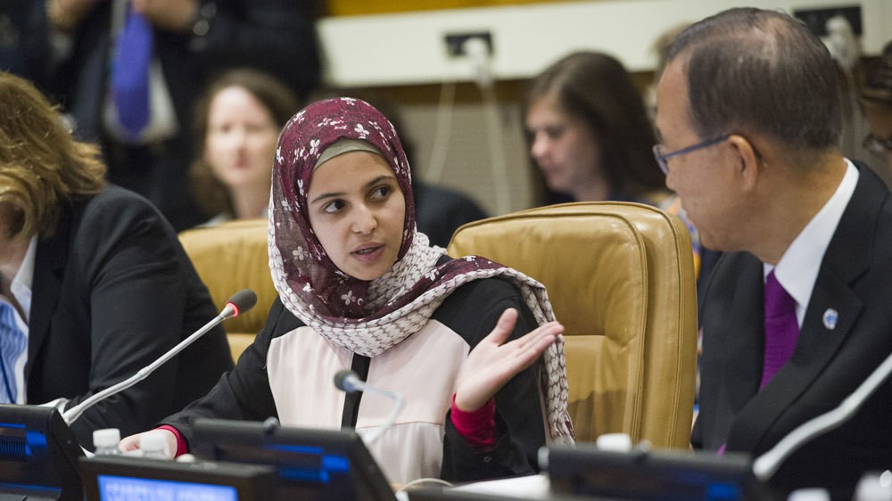 The 18-Year-Old Refugee Fighting to Keep Displaced Syrian Girls In School