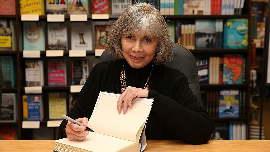 Queen of the Damned: Anne Rice on Her New Book, Trump, and Being a Gay Icon