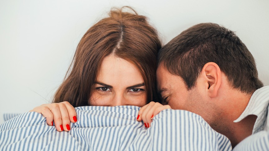 Sex with Men Isn't a Waste of Time, New Study Confirms