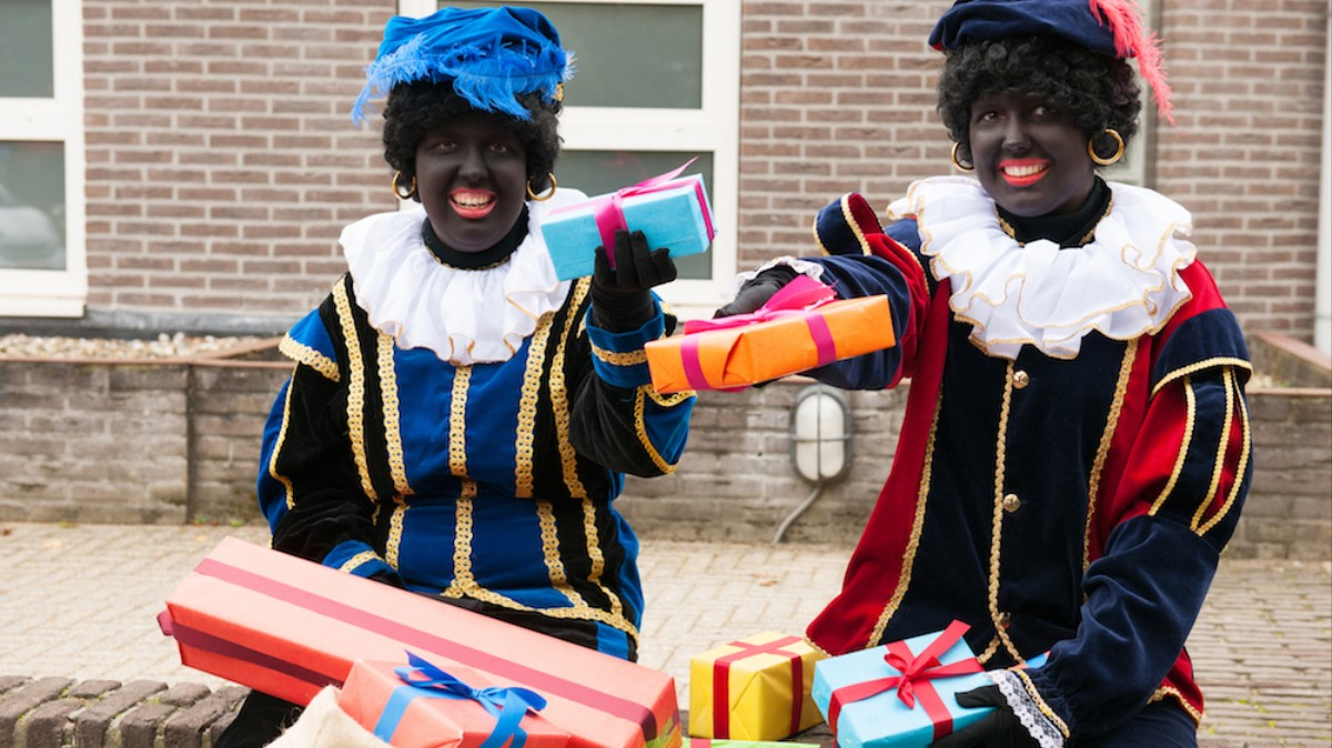 why the dutch holiday tradition of blackface won t go away broadly
