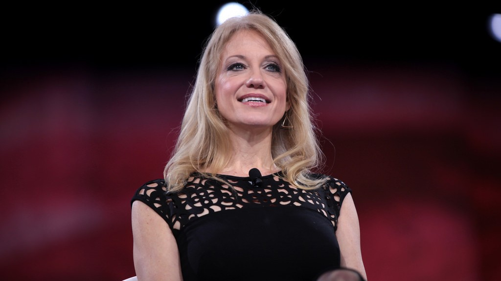 Kellyanne Conway's Tireless Anti-Woman Advocacy