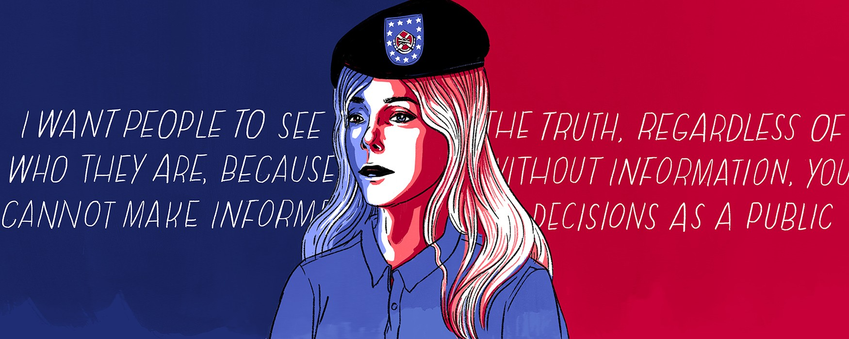 'It's Hard to Show the World I Exist': Chelsea Manning's Final Plea to Be Seen