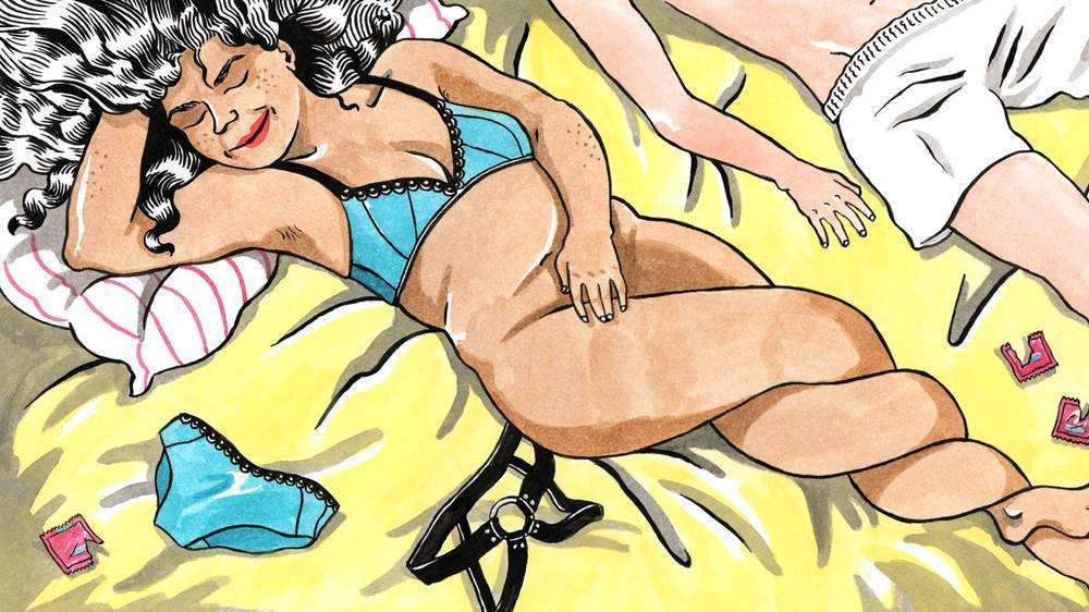 The Best Sex You'll Read About All Year, From Broadly