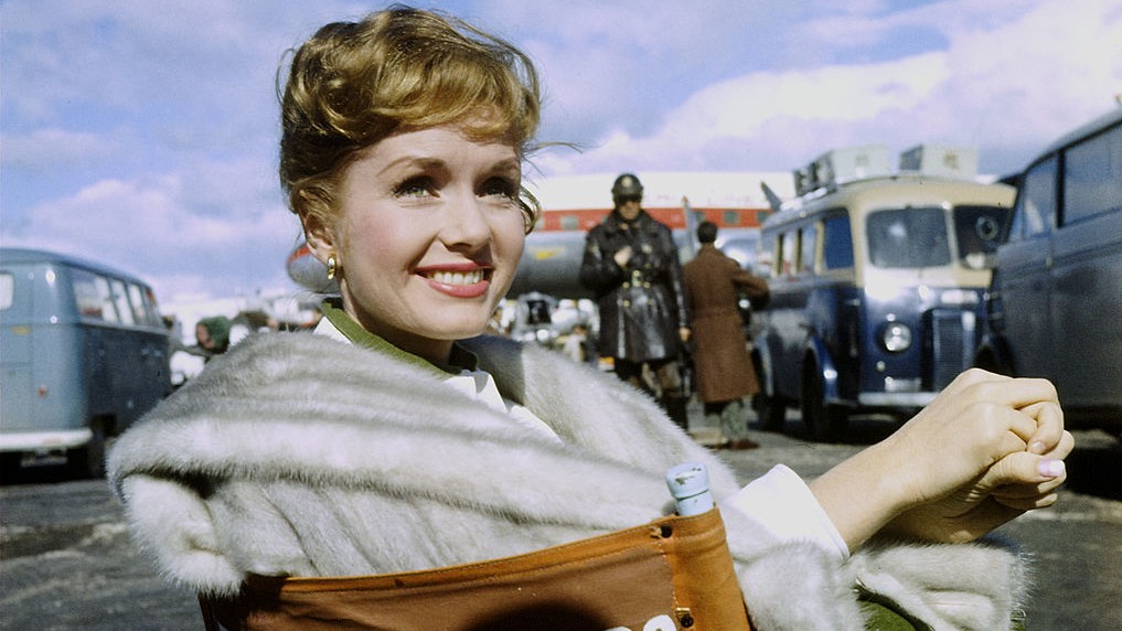 The Unstoppable Drive of the Unsinkable Debbie Reynolds