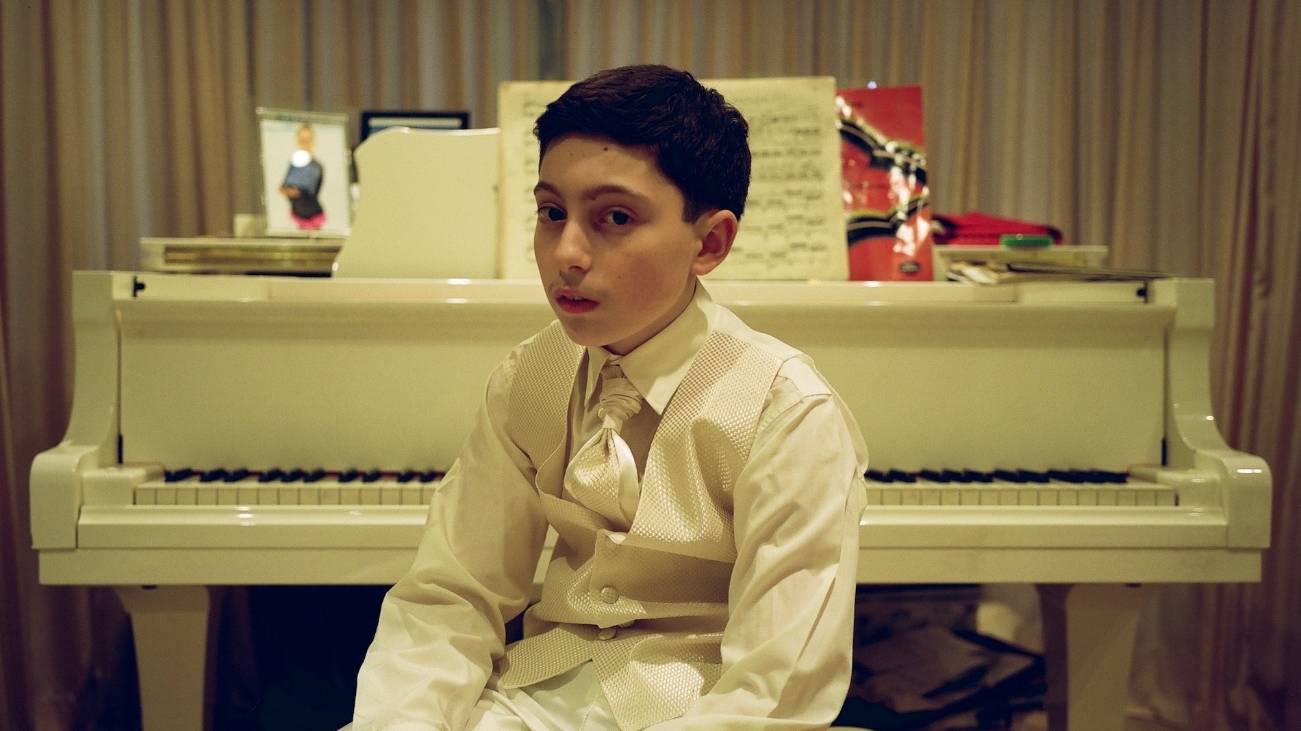 'I Never Give Up': Inside the Life of a Child Prodigy