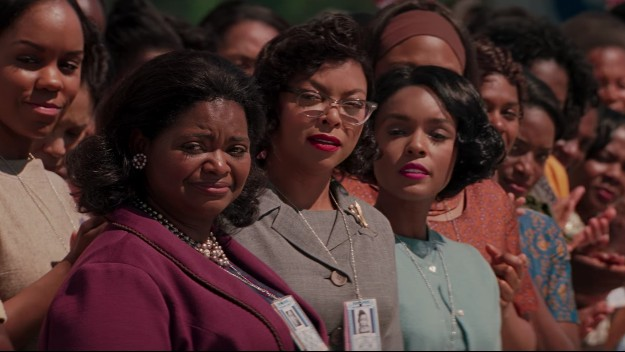 Behind the Stories of Black Female Friendship in 'Hidden Figures'
