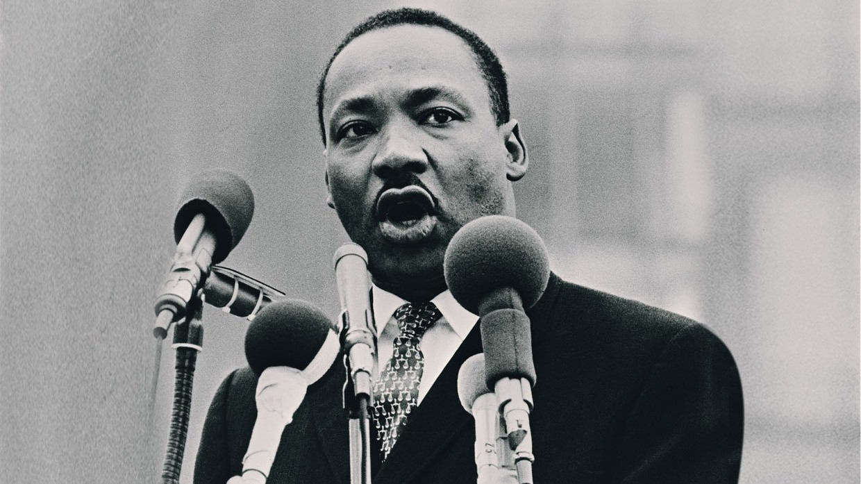 The Bizarre Reason You Rarely Hear Martin Luther King Quotes in Movies