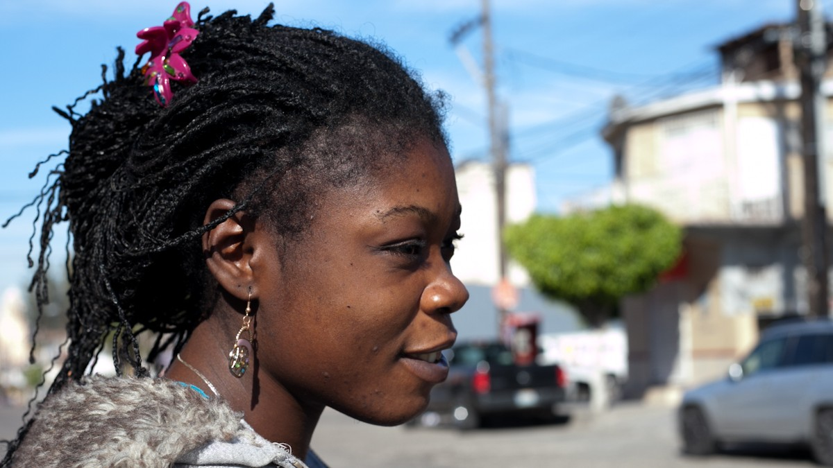 between two worlds the haitian migrants stranded at the