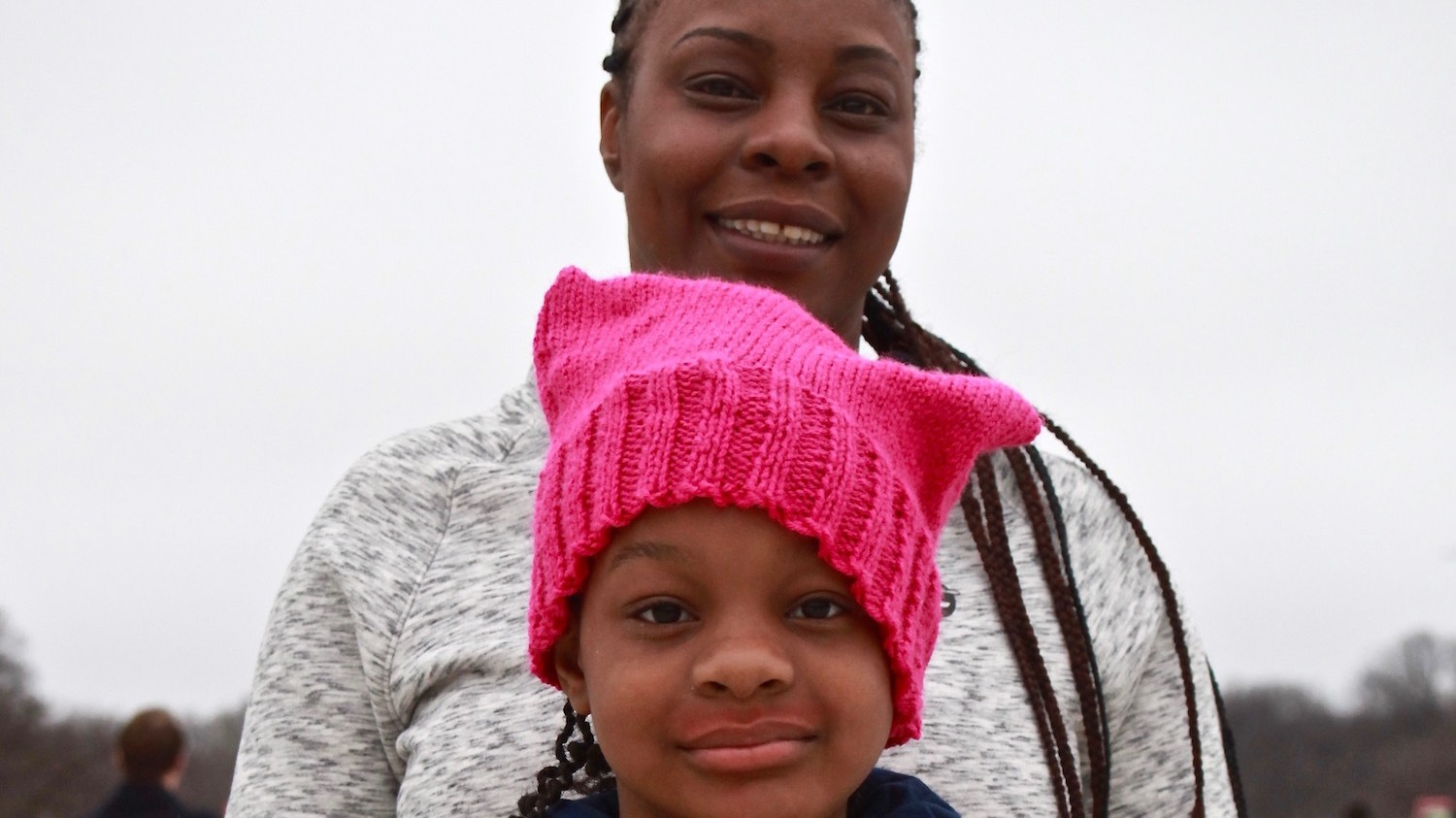 The Mothers and Daughters Who Marched on Washington Together