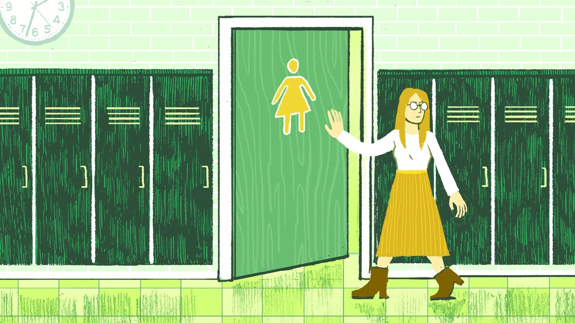 My Life as a Trans Woman Teaching High School in a 'Bathroom Bill' State
