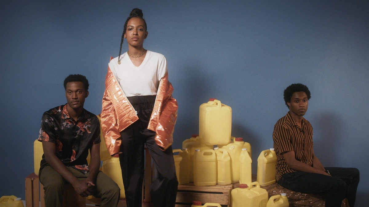 A Young Director Explores Living Between Two Cultures, Through Fashion and Film