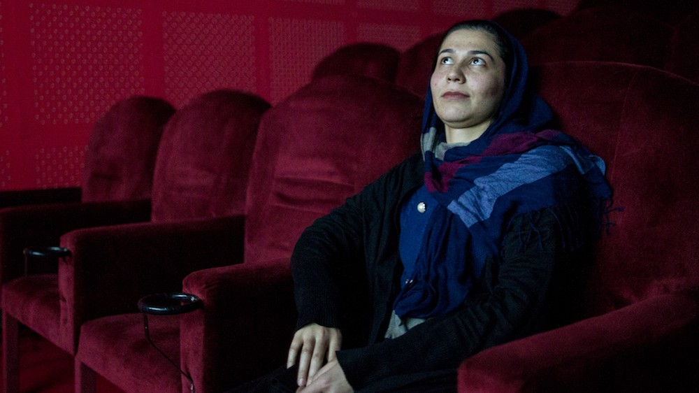 Kabul's First Cinema for Women Is More Than Just a Place to Watch Movies