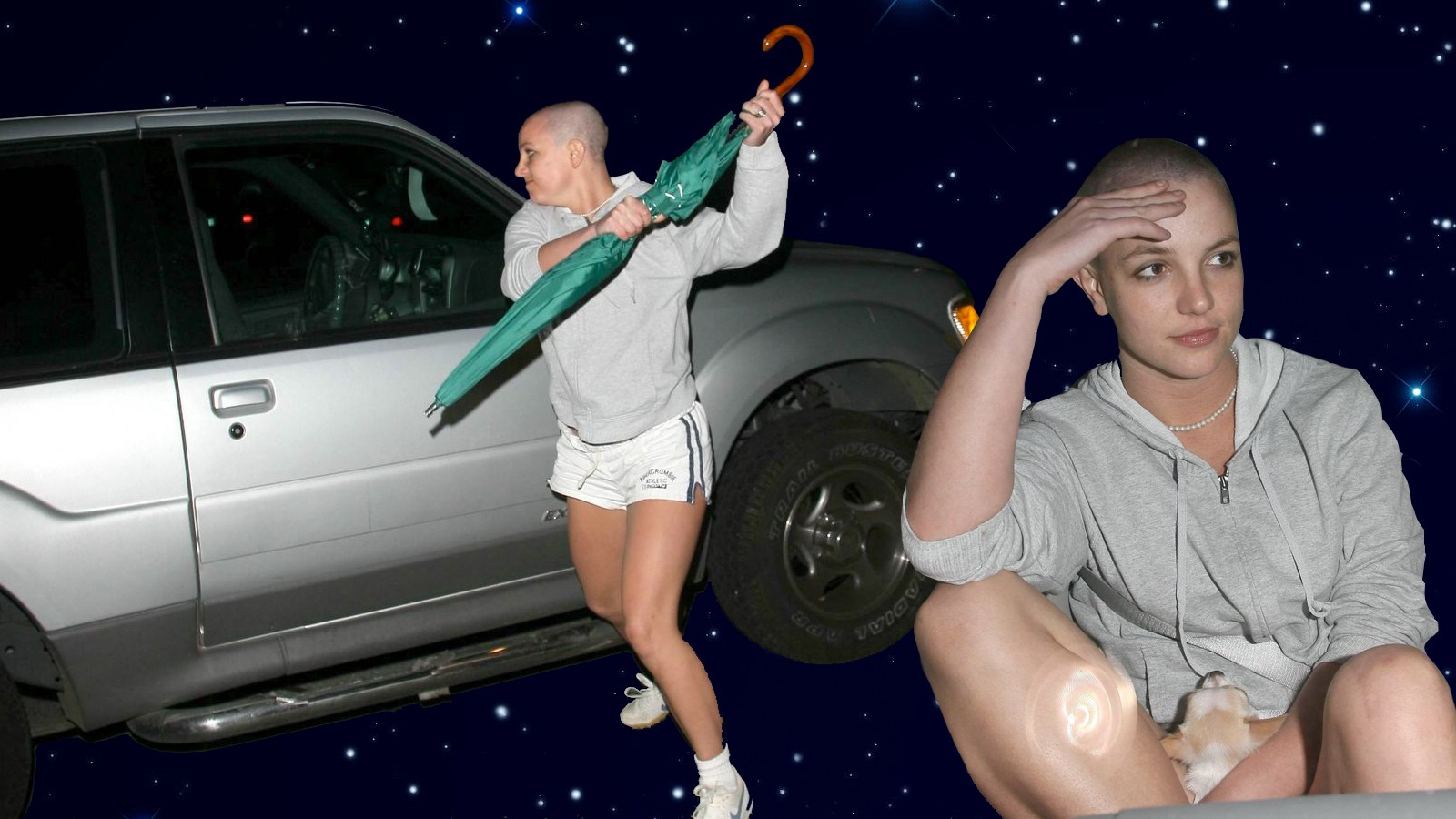 Paparazzo Auctioning Off Umbrella From Infamous Britney Spears Attack