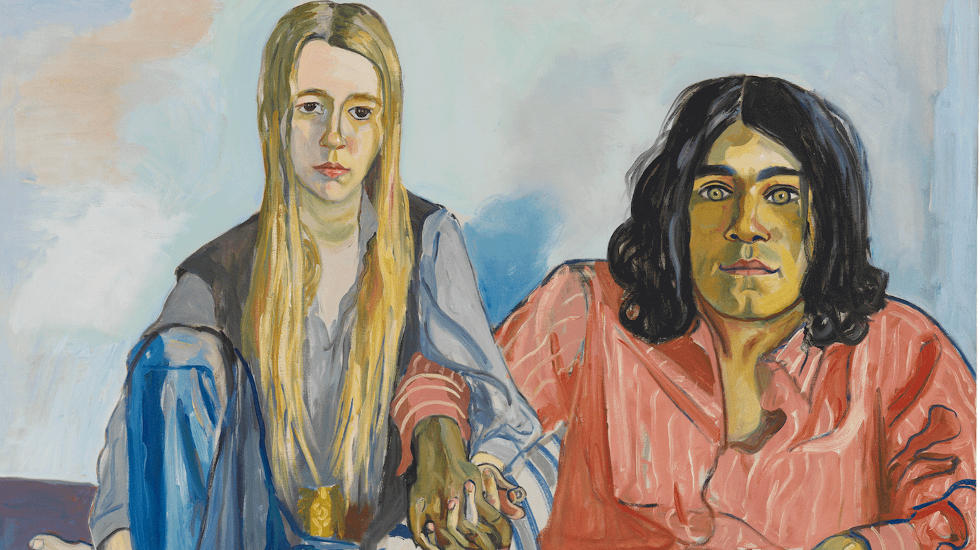 The Artist Who Painted the Politically Invisible and the Politically Active