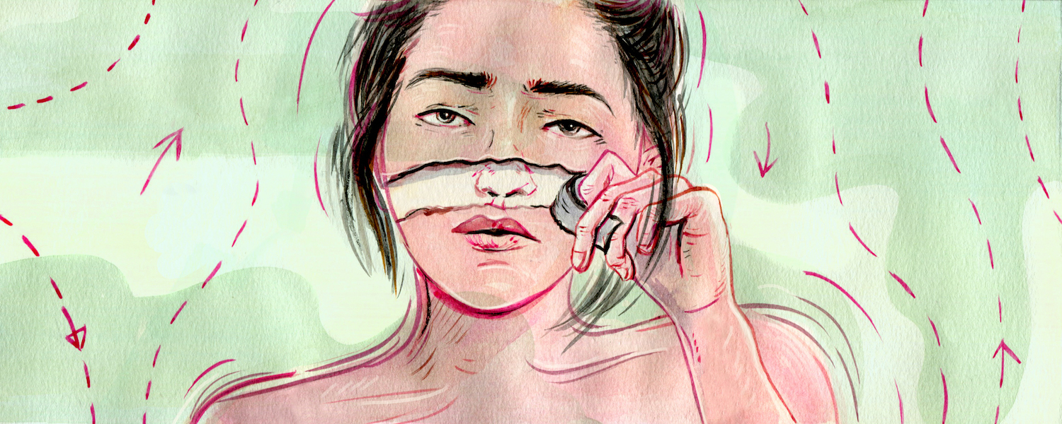 Dreamed of a deformed or broken nose. Read what it means 5