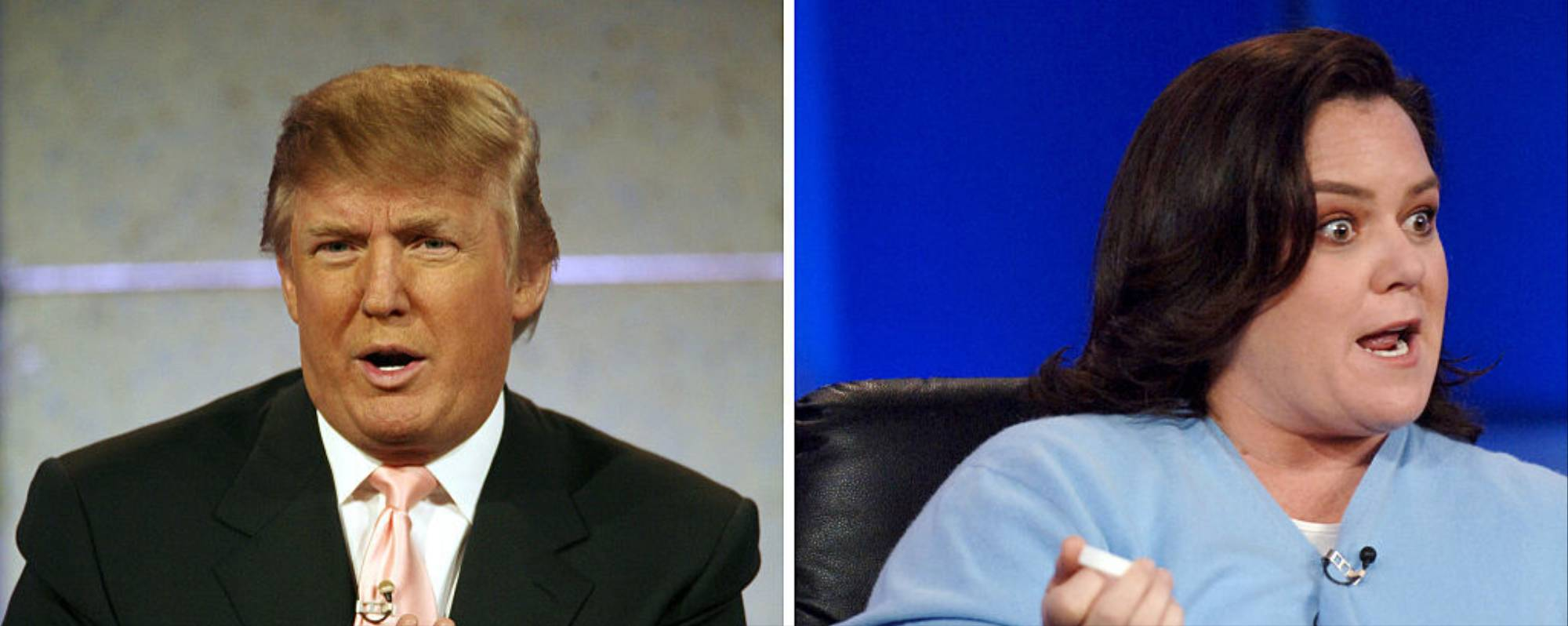 Inside Donald Trump's Decade-Long Feud with Rosie O'Donnell