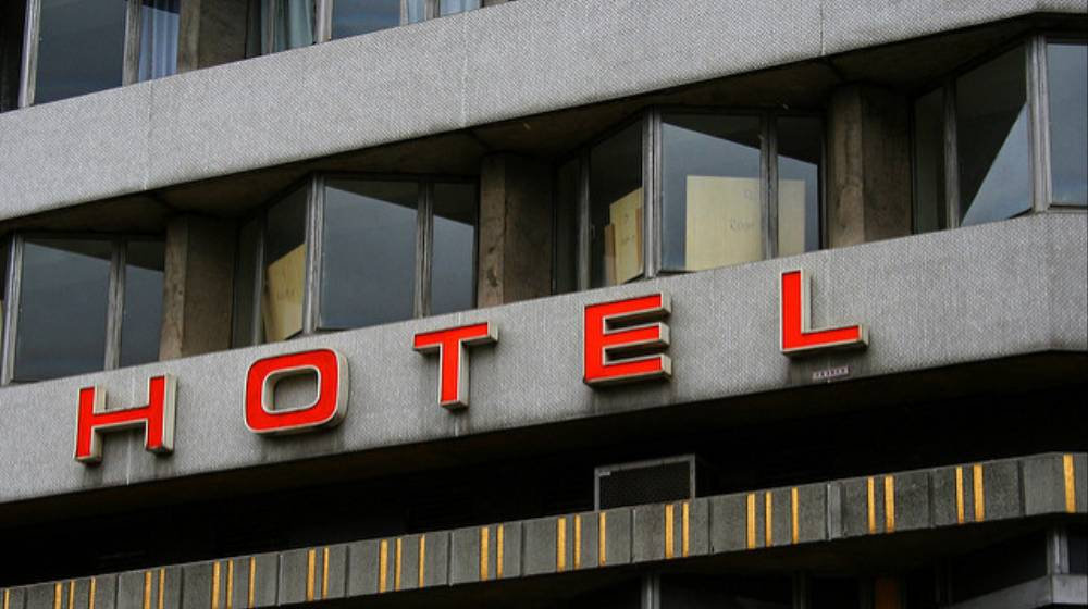 Four Sex Trafficking Victims Sue Hotel for Doing Nothing to Help Them