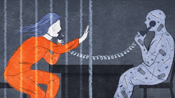 When You Go to Prison For Crimes Your Abusive Boyfriend Made You Commit