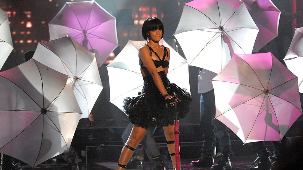 'Umbrella' Was Originally Written for Britney Spears