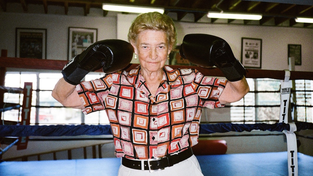 A Pioneer of Women's Boxing Looks Back on a Lifetime of Battles