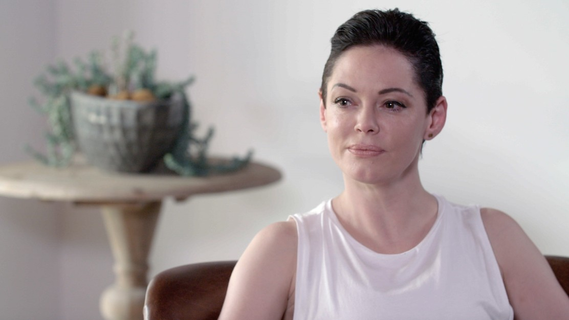 Rose McGowan Is Not Standing Down After Nude Photo and Sex Tape Leak