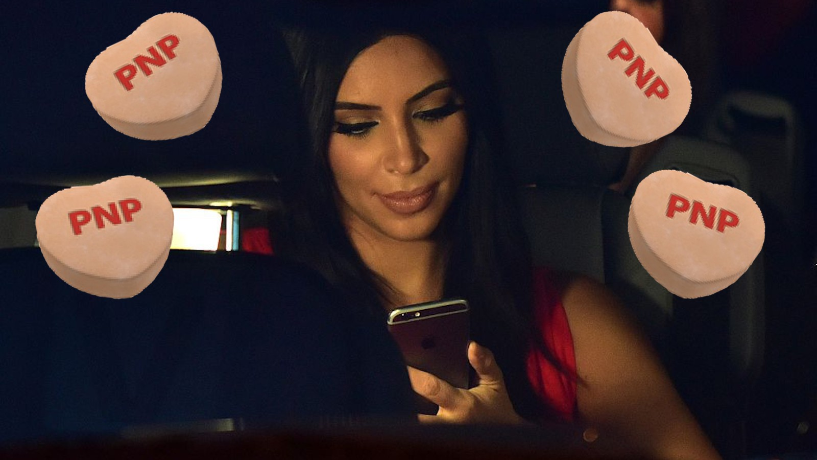 Does Kim Kardashian's Kimoji App Have an Emoji for Doing Meth During Sex?