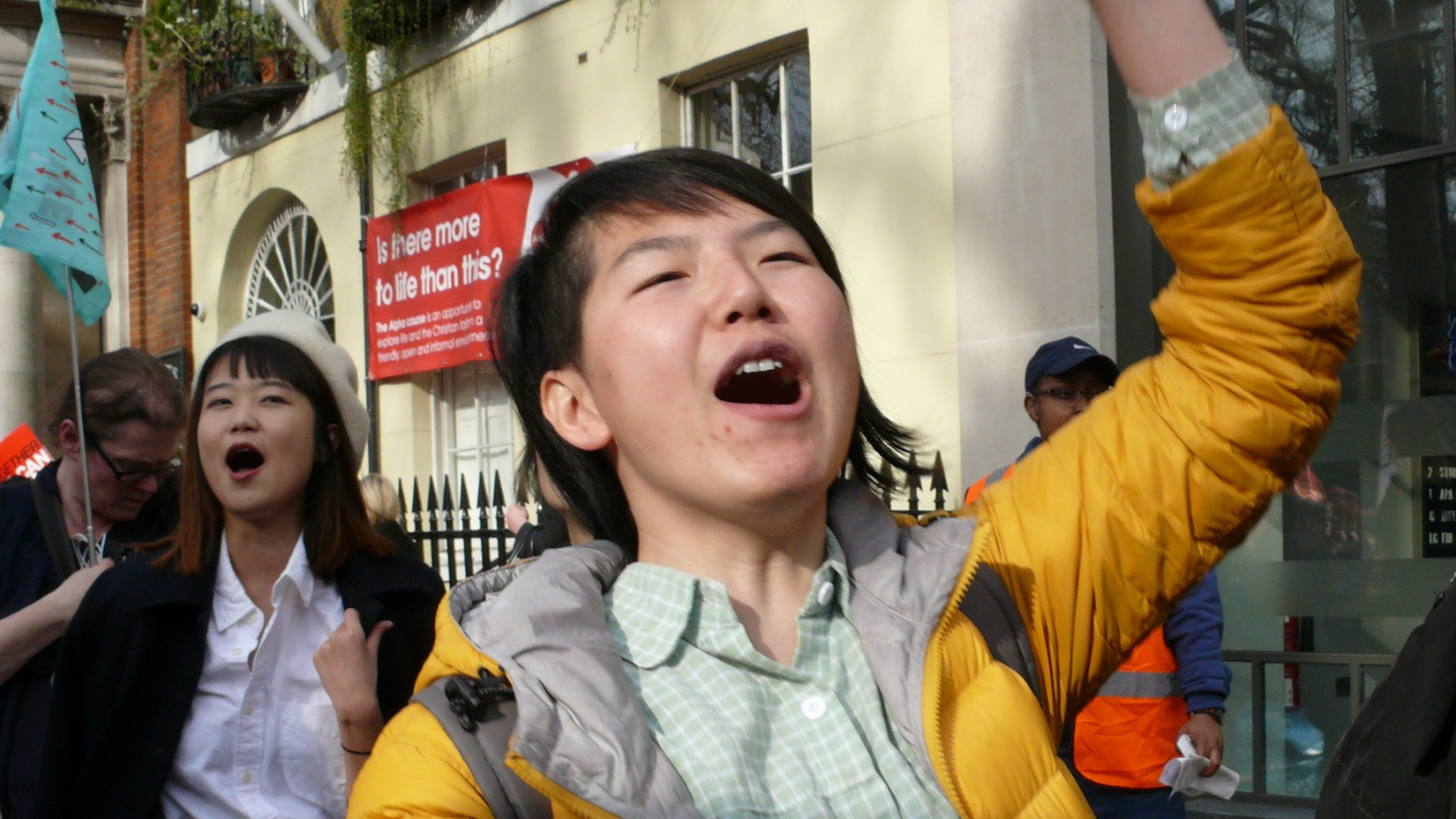 'International Slut' Activist Li Maizi Is One of China's Loudest Feminist Voices