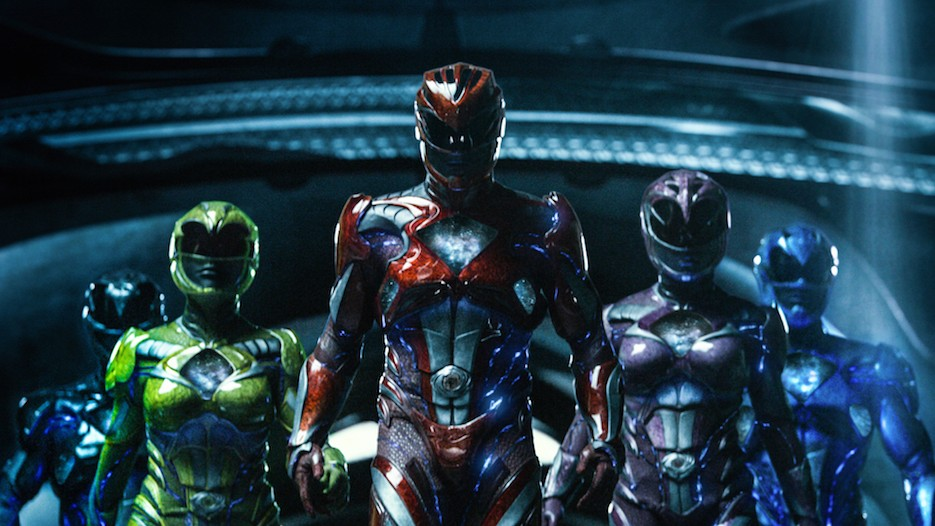 The Power Rangers Are Back, and They're Trying Really Hard to Be Woke
