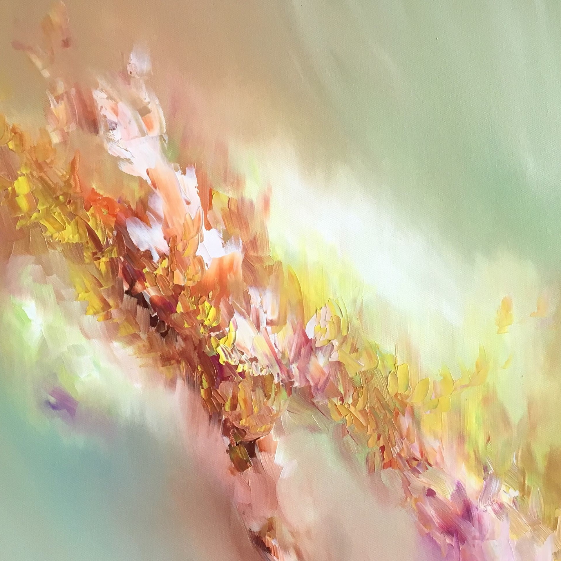 This artist with synesthesia sees colors in music and paints your art hexwebz Images