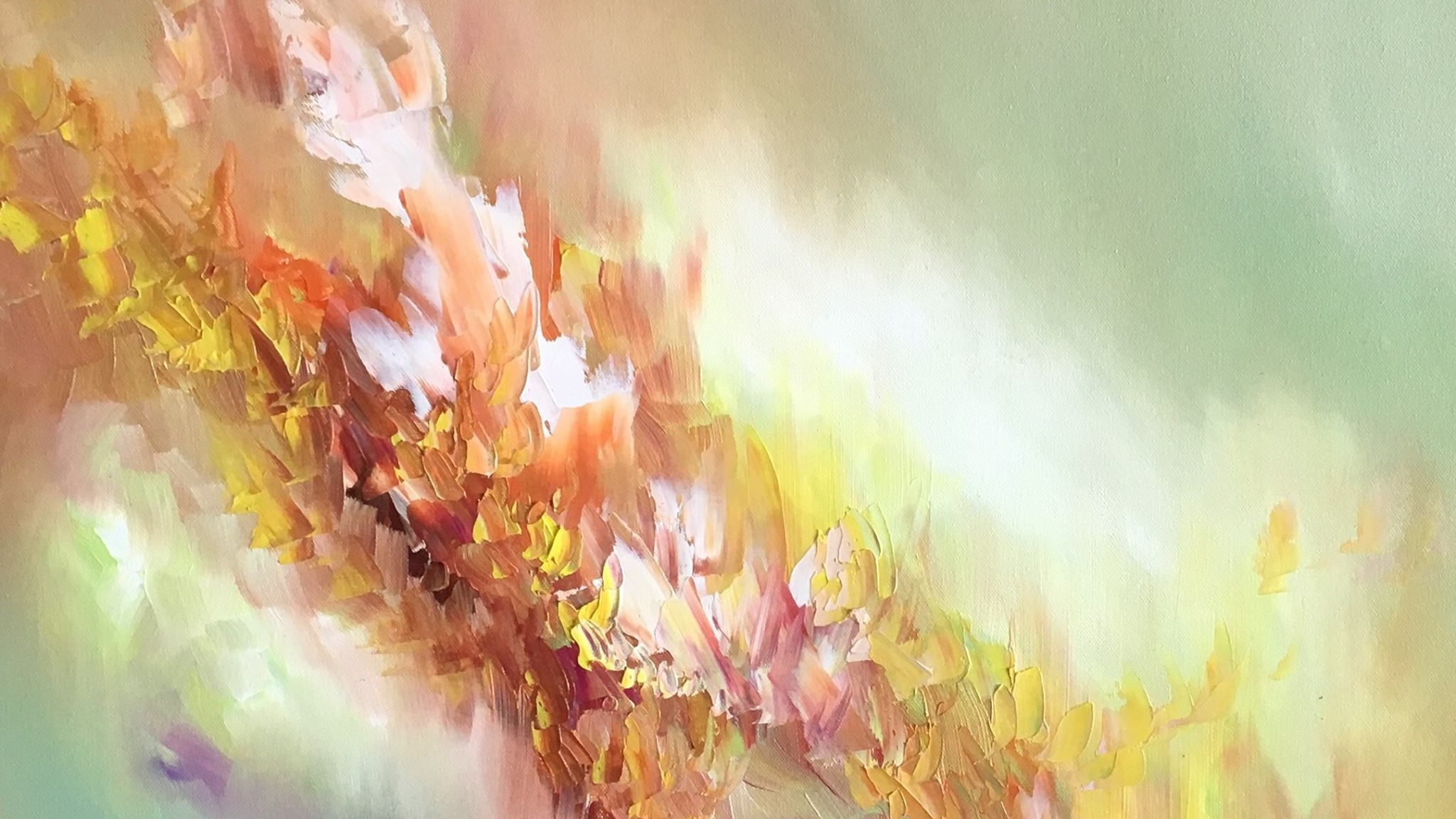 This Artist with Synesthesia Sees Colors in Music and Paints Your Favorite Songs