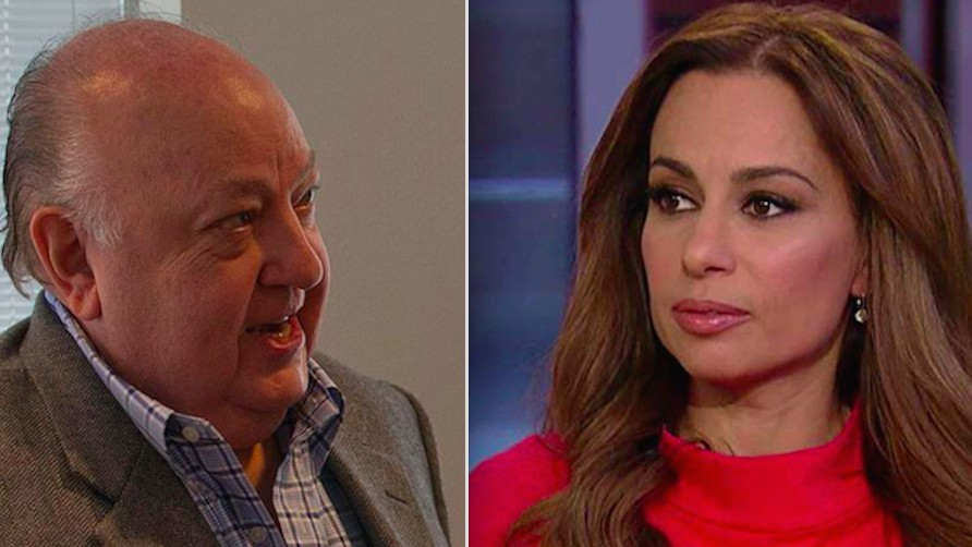 Fox News Host Says Roger Ailes Offered Her a Promotion for a Sexual Relationship